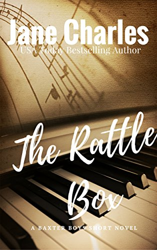 book cover of The Rattle Box