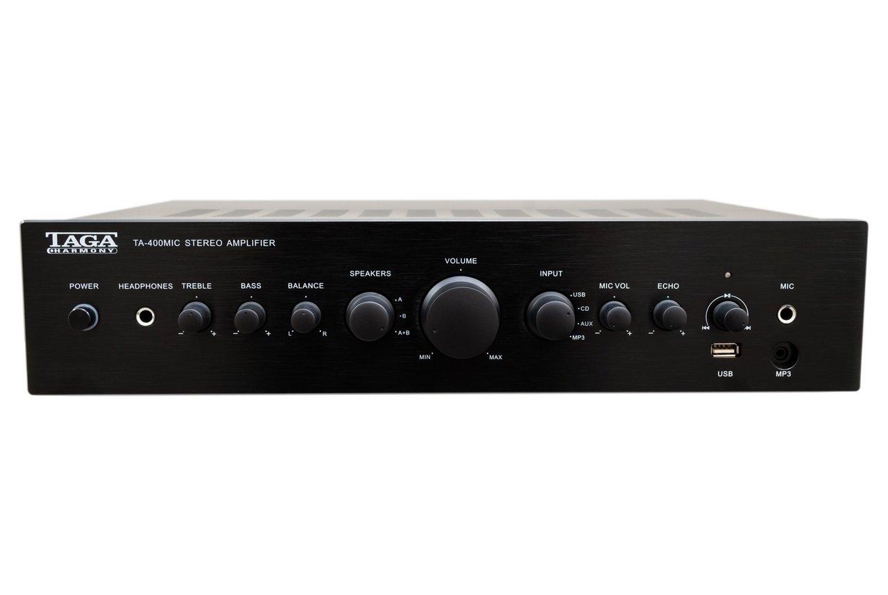 Taga Harmony TA-400MIC Integrated Amplifier