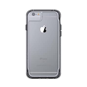 official photos fd72e 25868 Griffin Survivor Clear Case for Apple iPhone 6, 6s & 7 - Space Grey
