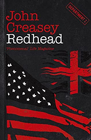 book cover of Redhead