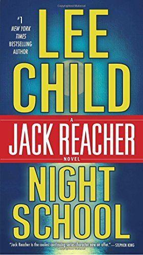 lee childs jack reacher series - 1