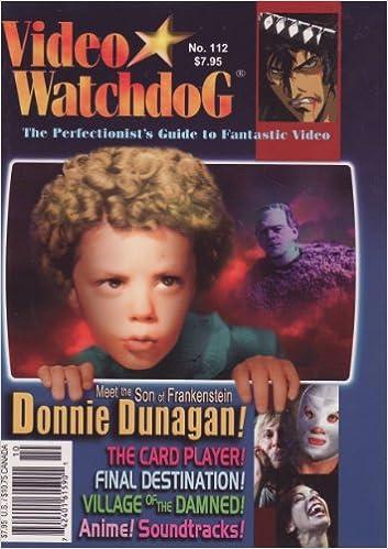 The Video Watchdog Book