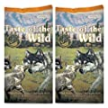 Taste of the Wild 2 Pack High Prairie Puppy Dry Dog Food, (2) - 5 Lb. Bag (Roasted Bison & Roasted Venison) 2 Bags 10 Pounds Total Grain Free Dog Food from Diamond Pet Foods, Inc.