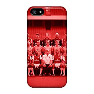 HugeOfficial Iphone 5/5s Hard Case With Fashion Design/ NiWTc12249deTmW Phone Case
