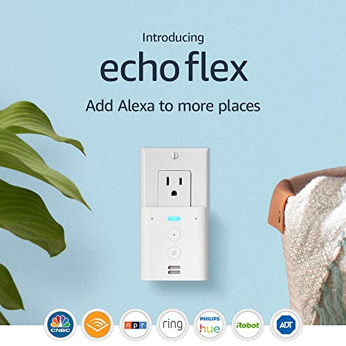 Echo Flex - Plug-in mini smart...