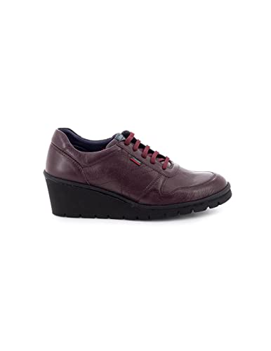 CallagHan 10309 Rouge - Chaussures Baskets basses Femme