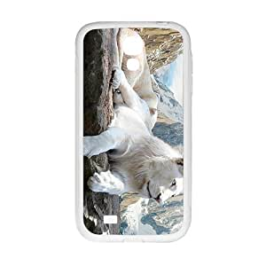 Lie Down Lion High Quality Custom Protective Phone Case Cove For Samsung Galaxy S4