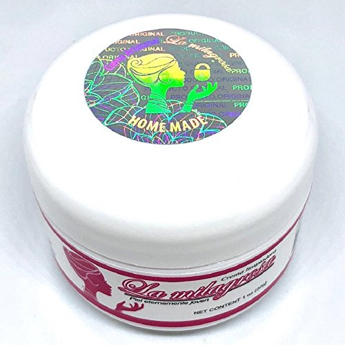 La Milagrosa Set Crema La Milagrosa DAY Cream, NIGHT Cream, La Milagrosa Capsulas, La Milagrosa Eyelids And Eye Bags Cream Original 100% Authentic by Standpoint (Image #1)