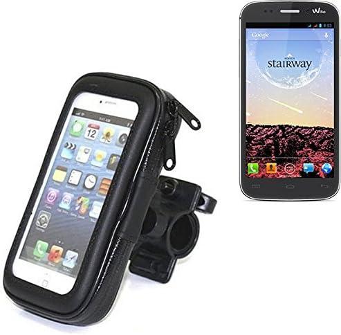 Soporte Wiko Stairway, barra soporte para smartphone/móvil ...