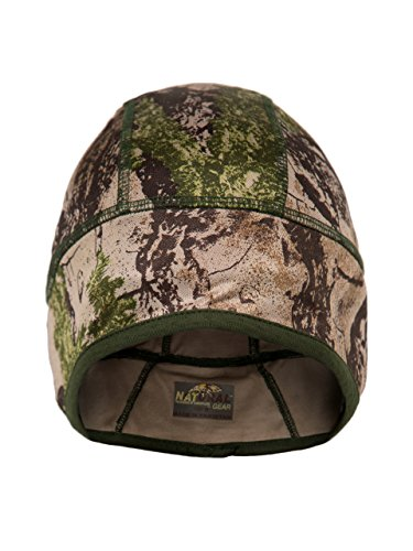Natural Gear Cool-Tech Beanie SC2, Polyester Quick-Dry Beanie, Camo Hunting Gear (Natural Gear Hat)