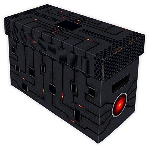 BCW SHORT COMIC BOX - ART - CPU