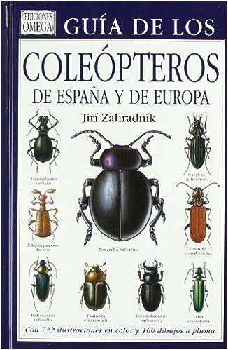 Guía de los coleópteros de España y Europa.