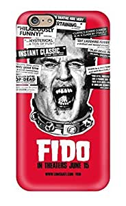 New Snap-on ThomasSFletcher Skin Case Cover Compatible With Iphone 6- Fido Movie Red People Movie