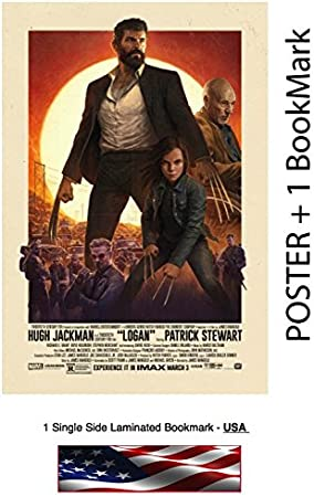 LOGAN Movie PHOTO Print POSTER Textless Film Art Hugh Jackman Wolverine X-Men 08