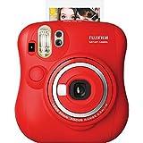 FUJIFILM富士checky趣奇instax mini25红色相机