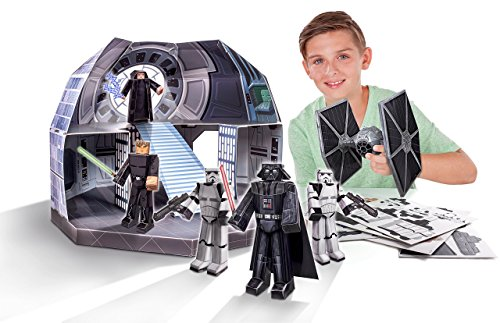 Star Wars Blueprints Classic Deathstar Deluxe Pack Building Kit