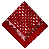 Red Spotted Handkerchief