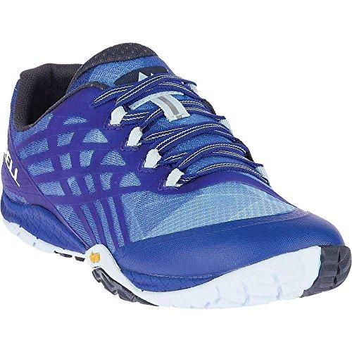 (メレル) Merrell レディース ランニング?ウォーキング シューズ?靴 Trail Glove 4 Shoe [並行輸入品]