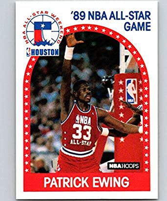 online store fa949 ec8c4 Amazon.com: 1989-90 Hoops Basketball #159 Patrick Ewing New ...