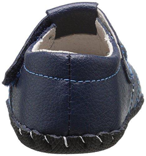 pedipedRoss - Sandalias para bebé para niño Azul - azul (Navy)