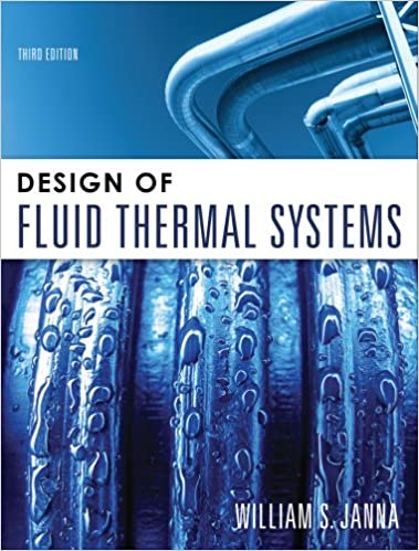 Design of fluid thermal systems william s janna 9780495667681 design of fluid thermal systems william s janna 9780495667681 amazon books fandeluxe Gallery