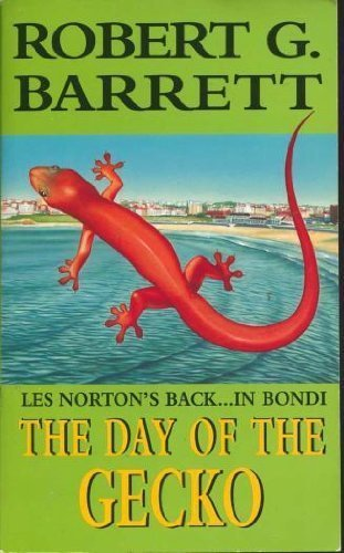 book cover of The Day of the Gecko