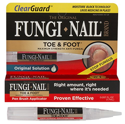 Antifungal Nail (Fungi Nail Brand Toe and Foot Pen Anti-Fungal Solution, 0.057 Fluid Ounce )