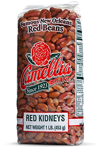 Camellia Brand Red Kidney Beans - Dry Bean, 1 Pound Bag