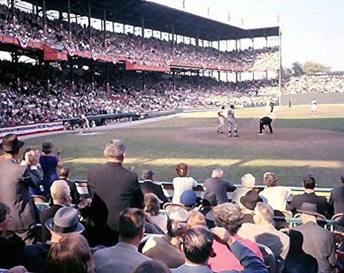 (Sportsmans Park St Louis Cardinals 1964 World Series 8x10 Photo)