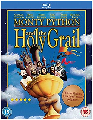 Monty_Python_and_the_Holy_Grail Reino Unido Blu-ray: Amazon.es ...