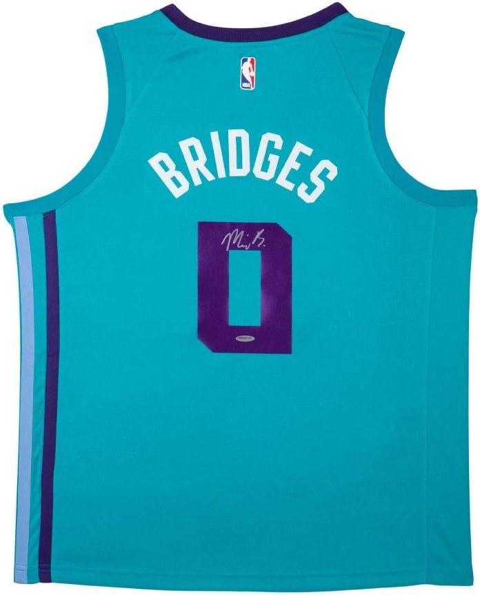 Charlotte Hornets Miles Bridges Association White Swingman Jersey