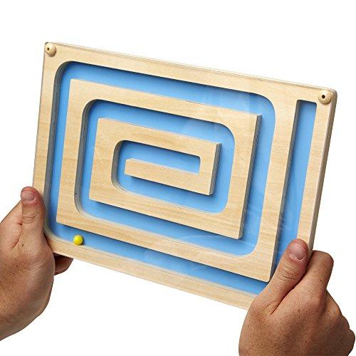 Spiral Maze Marble Game by Active Minds | Specialist Alzheimer