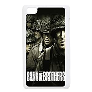 2015 customized Band of Brothers Popular Case for Ipod Touch 4, Hot Sale Band of Brothers Case