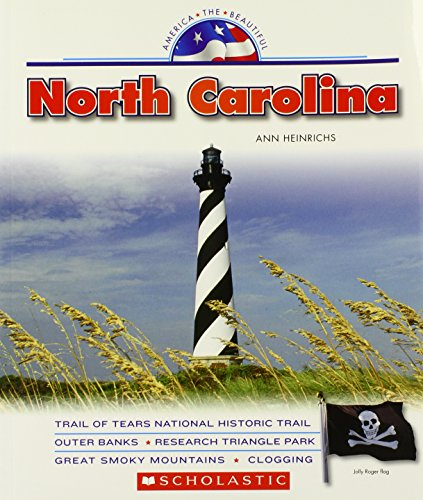 North Carolina (America the Beautiful. Third Series) ()