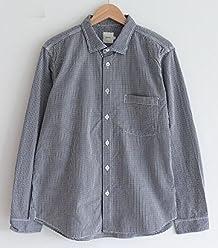 2fa4fe6b31f19 RINEN リネン  80 2ダウンプルーフレギュラーカラーシャツ 38000  ホワイト