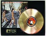 Red Hot Chili Peppers Gold LP Record Reproduction Signature Series Limited Edition Display