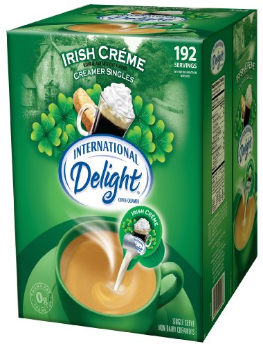 International Delight 192 Count Single Serve Packages
