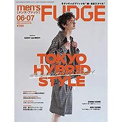 men's FUDGE 最新号 サムネイル