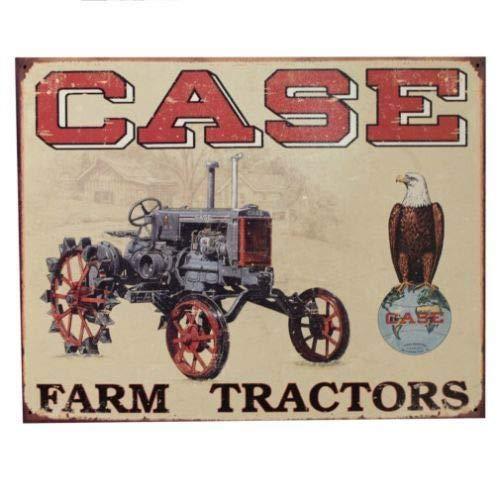 Metal Tractor Sign - Case 500 Diesel, 12.5