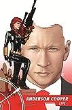 Black Widow #12 Anderson Cooper Variant