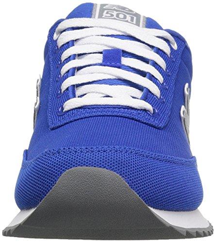 Nieuw Evenwicht Heren Mz501 Piquépolo Pak Fashion Sneaker Blauw / Brons