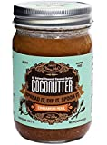 Sweet Mama Mel's Coconutter | Keto Friendly, Great Tasting Flavored Coconut Butter Spread, Contains MCT's, All Natural, Vegan, Gluten-Free (12 ounces, Cinnamon Roll)