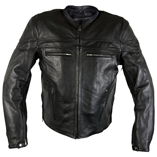 Leather Racing Jackets - 9