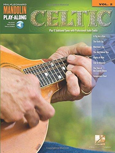 Celtic: Mandolin Play-Along Volume 2 (Hal Leonard Mandolin Play-along)
