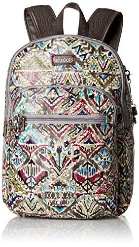 Sakroots Women's Artist Circle Mini Backpack W/ Phone Cha...