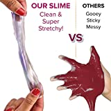 Fluffy & Stretchy Egg Slime Putty - Non