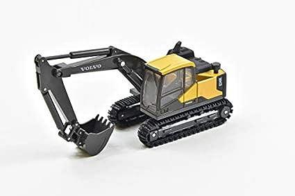 Amazon com: NewRay Volvo EC140E Excavator: Toys & Games