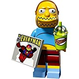 LEGO The Simpsons Series 2 Collectible Minifigure 71009 - Comic Book Guy