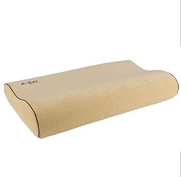 Cómoda almohada en forma de U Almohada con memoria Rebote ...