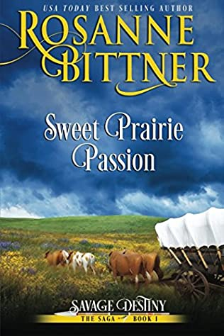 book cover of Sweet Prairie Passion